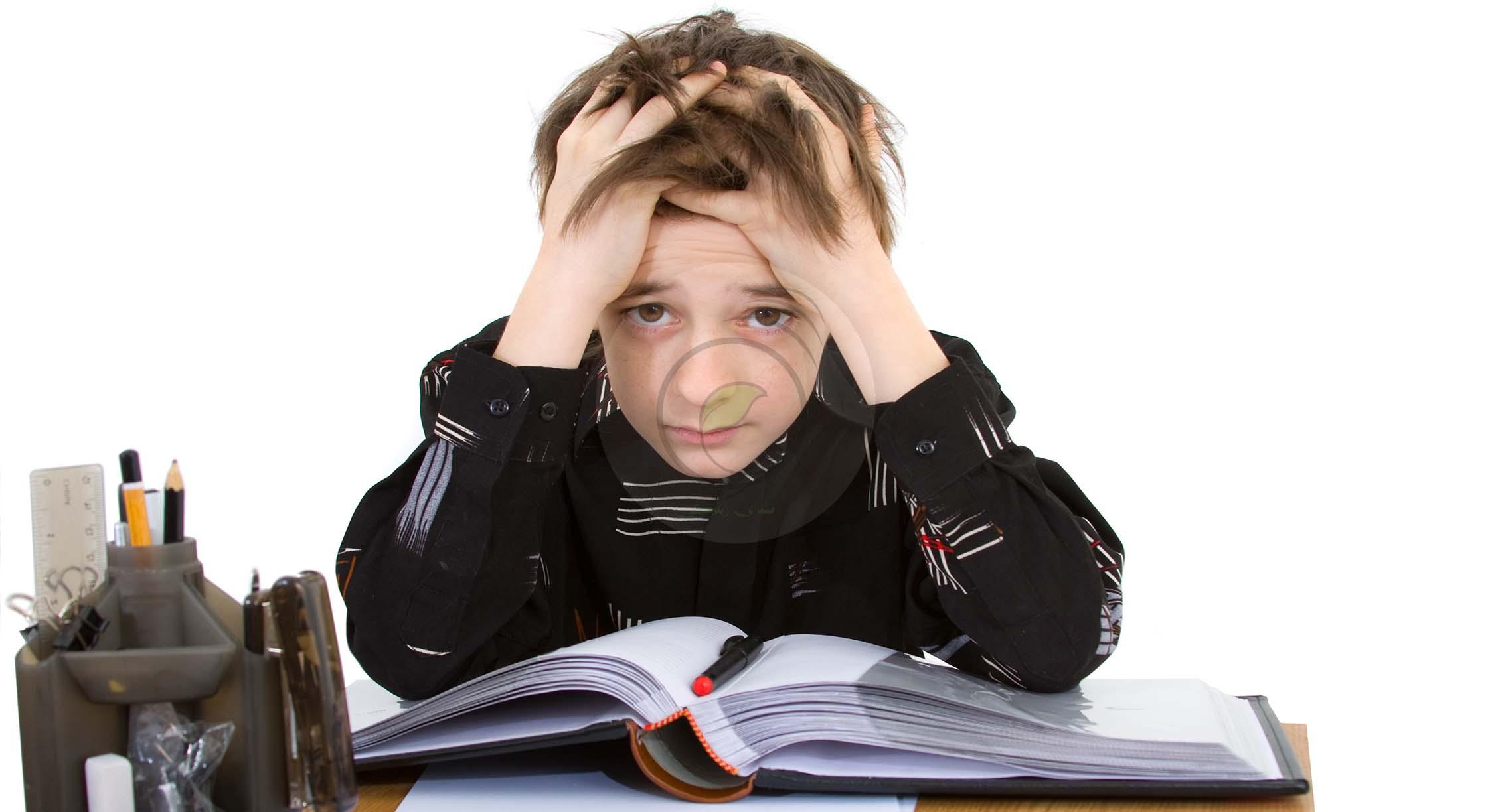 اختلال در یادگیری کودکان