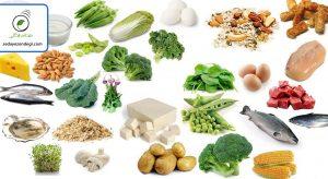 چه غذاهایی کلسیم بیشتری دارند