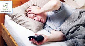 آیا ممکن است رابطه بیخوابی و افسردگی به شکل دیگری باشد؟