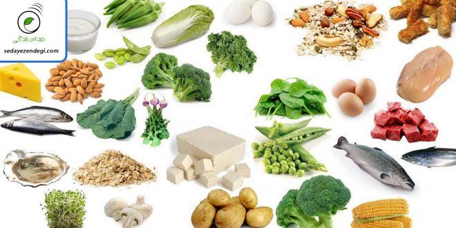 بهترین خوردنیها برای از بین بردن استرس