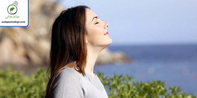 نفس کشیدن درست و اصولی چگونه است
