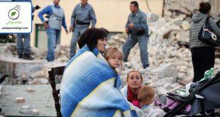زلزله و آثار روانی آن و روش های مقابله موثر