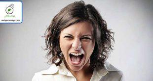 بررسیانواع خشم از دید روانشناسی