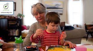 چگونه دخالت اطرافیان در تربیت کودک را مدیریت کنیم