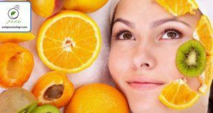 مواد غذایی مفید برای پوست : با این خوراکی ها پوستی شاداب داشته باشید